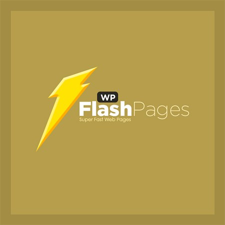 Flash page