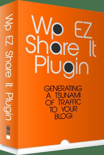 Wp EZ Share it Plugin