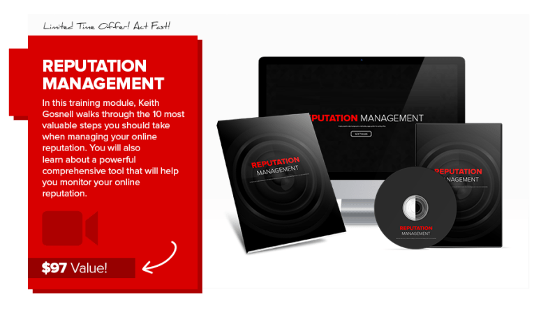 Reputatiion Management