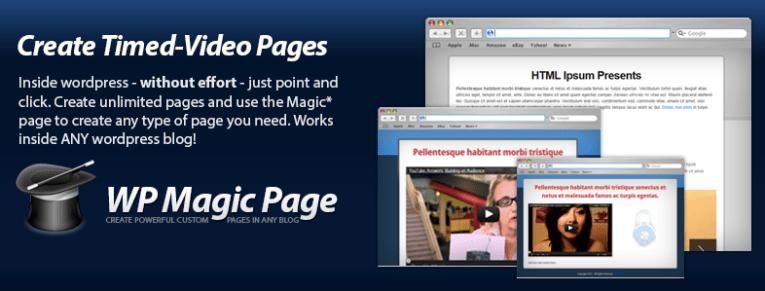 wp-magic-page
