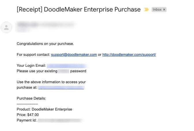 doodle maker purchase
